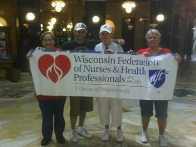 WFNHP takes back the Capitol