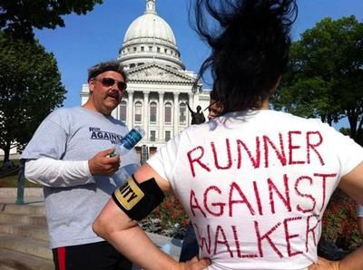June 7th Run Against Walker